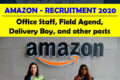 Amazon Recruitment – Apply to make Amazon India careers in 2020