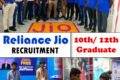 Reliance Jio Recruitment – Office Staff, Sim Activator, Store Manager Posts